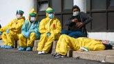 """Korona virus: Šta je viralno opterećenje"""" i zašto ugrožava zdravstvene radnike"""