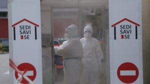 Korona virus: Trinaest preminulih od Kovida-19 u Srbiji za 24 sata, najveći broj umrlih od izbijanja pandemije