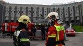 Korona virus u Rusiji: Zapalio se respirator, stradalo pet pacijenata u bolnici u Sankt Peterburgu