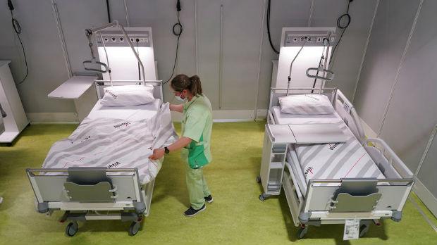 Korona zaplašila Nemce, u bolnicu ne idu ni kada imaju moždani udar
