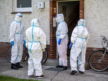 Koronavirusom zaraženo 1.949 zdravstvenih radnika