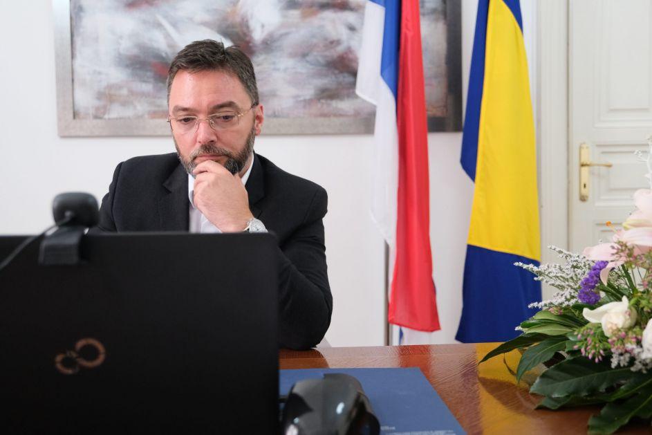 Košarac: Izuzeti domaće kompanije od ograničenja na uvoz čelika u Srbiju
