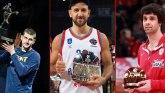 Košarka, Srbija i MVP titule: Kako su Jokić, Micić i Teodosić osvojili svet 2021. godine