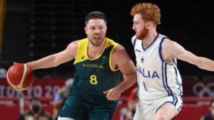 Košarkaši Australije pobedili Italiju na OI