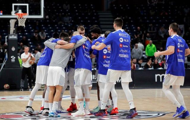 Košarkaši Budućnosti počinju pripreme za novu sezonu