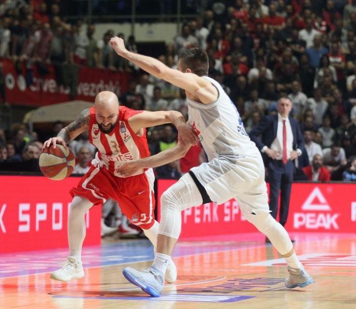 Košarkaši Crvene zvezde bez komentara posle derbija