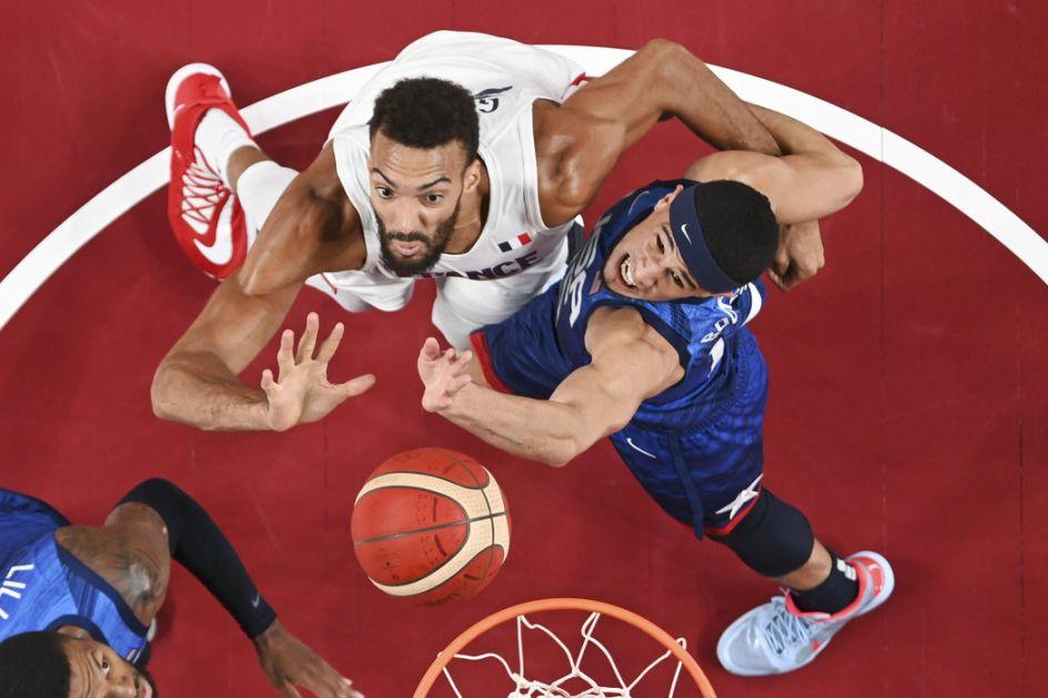 Košarkaši Francuske šokirali Amerikance
