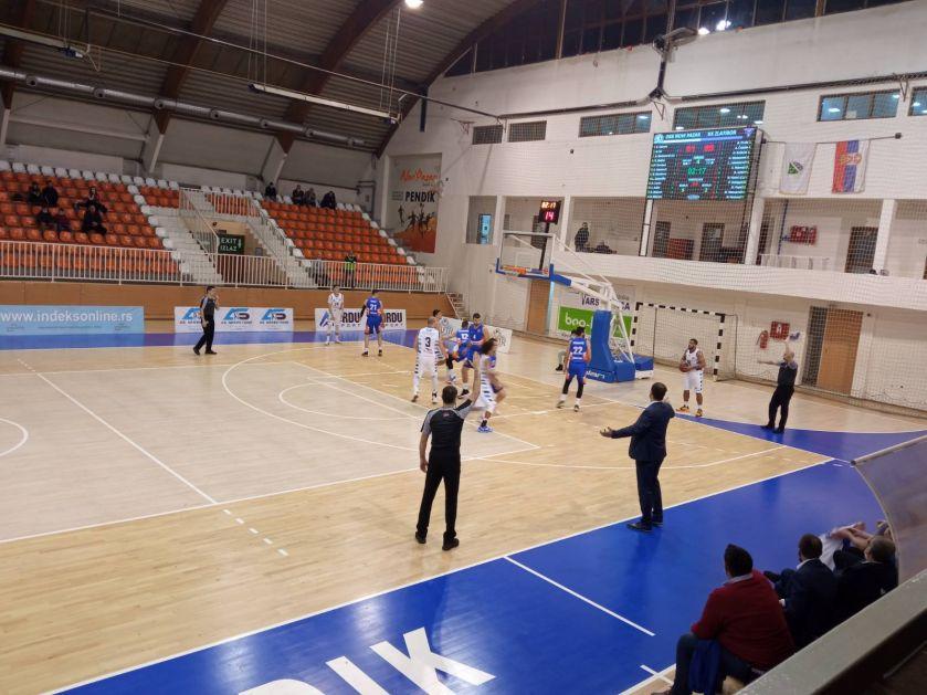 Košarkaši Novog Pazara bolji od Tamiša