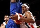 Košarkaši SAD poraženi prvi put od 2004. godine
