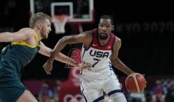 Košarkaši SAD prvi finalisti Olimpijskih igara