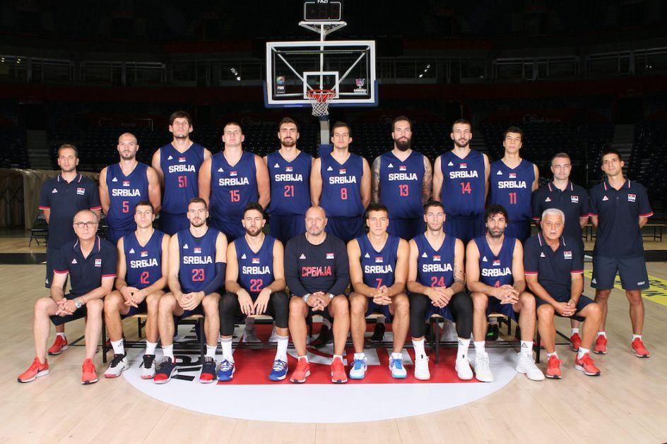 Košarkaši Srbije lako protiv Novog Zelanda