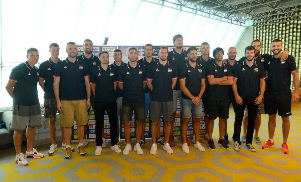 Košarkaši Srbije protiv Gruzije i Finske u kvalifikacijama za EP
