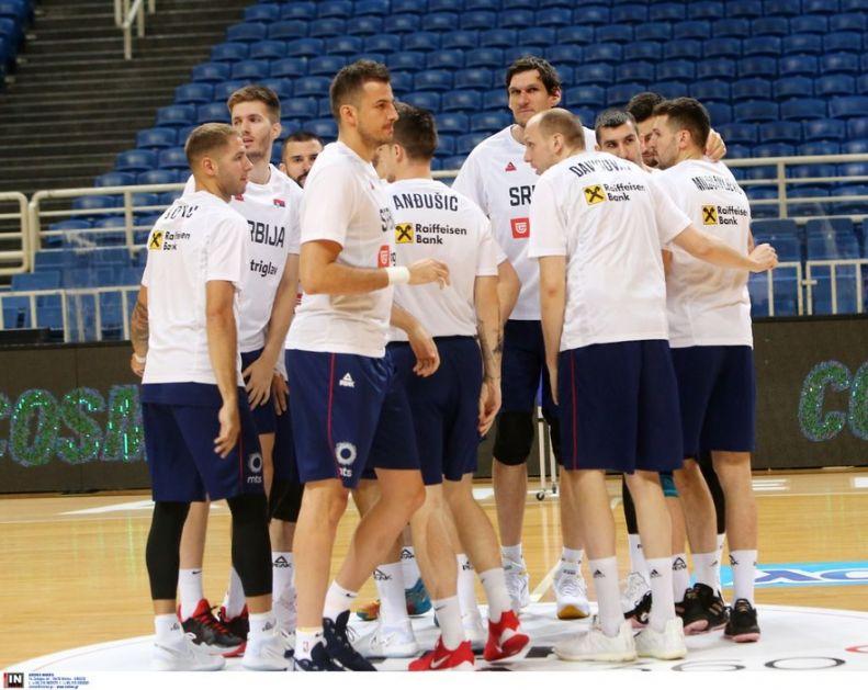 Košarkaši Srbije pobedili Meksiko