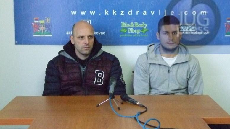 Kosarkasi Zdravlja docekuju KK ,,Žarko,, iz Beograda