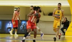 Košarkaši Zvezde pobedili u Splitu