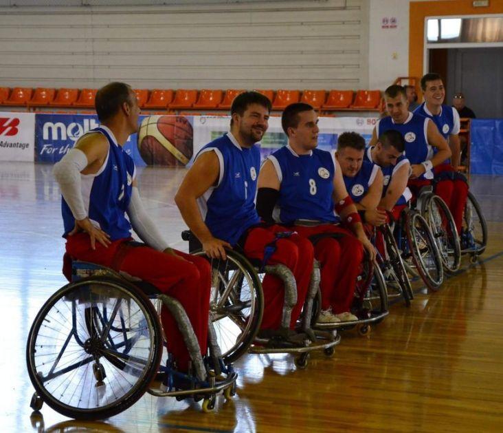 Košarkaši u kolicima: Dres Srbije je najveći ponos