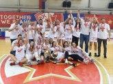 Košarkašicama Zvezde majstorica i titula prvaka Srbije