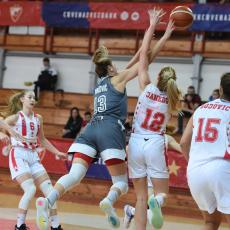 Košarkašice Crvene zvezde OSVOJILE  šampionsku TITULU