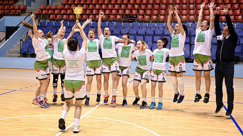 "Košarkašice ""Rudara 1903"" osvojile titulu prvaka, sledeće sezone Druga liga"