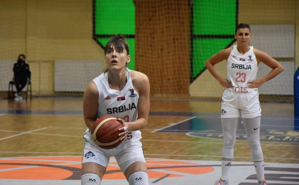 Košarkašice Srbije deklasirale Grčku za drugu pobedu na EP