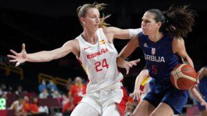 Košarkašice Srbije doživele poraz od Španije na OI, sledeći protivnik Južna Koreja
