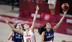 Košarkašice Srbije u polufinalu Olimpijskih igara
