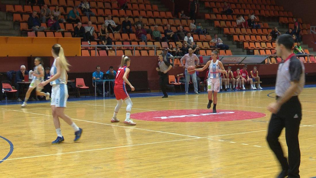 Košarkašice Vrbasa pobedile Proleter