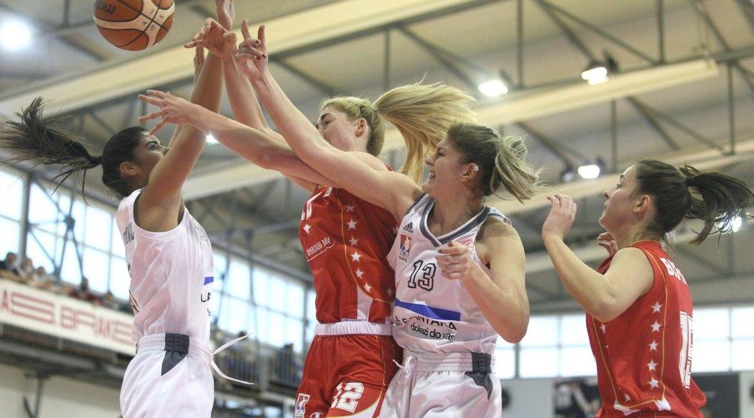 Košarkašice Zvezde šampionke Srbije
