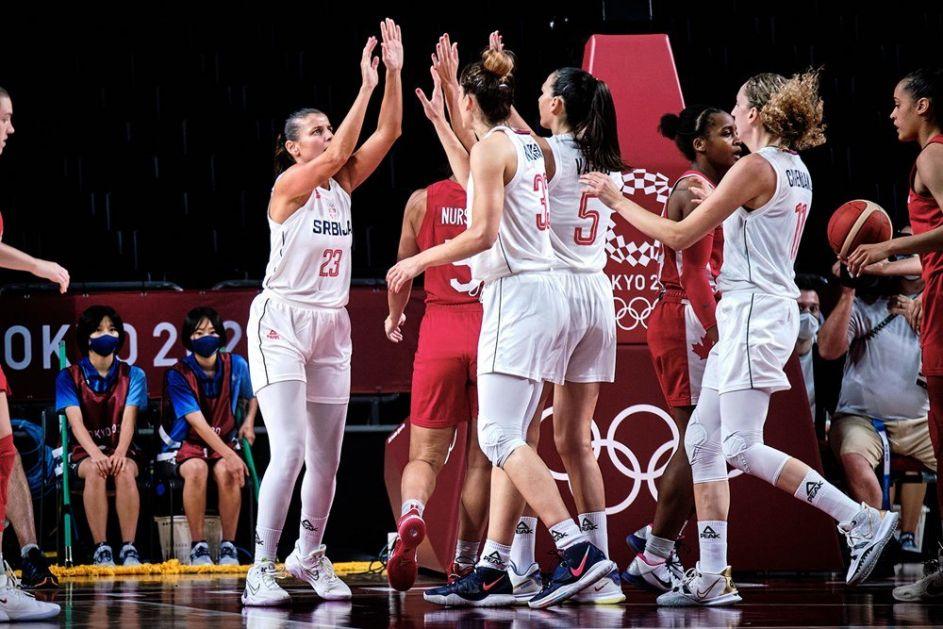 Košarkašice pred Kinu: Biće teška i nezgodna utakmica