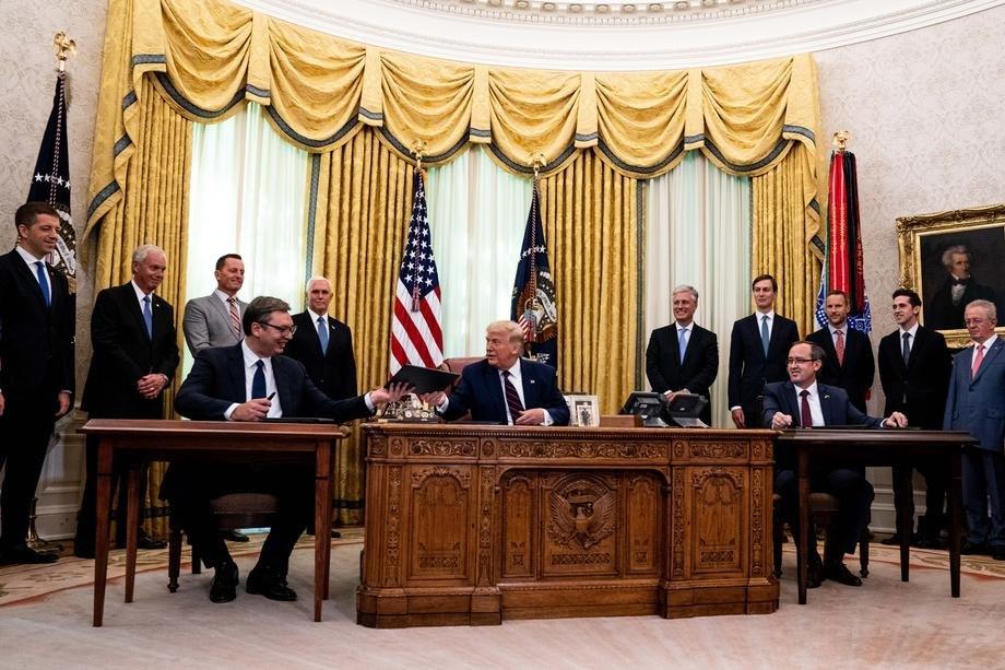 Kosnet: Svi američki ciljevi za Kosovo ostaju isti, Bajden prihvatio Vašingtonski sporazum