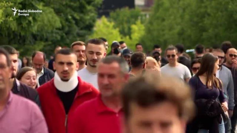 Kosovo: Obavezne maske ili novčana kazna