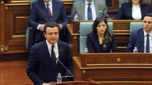Kosovo: Pala vlada Aljbina Kurtija