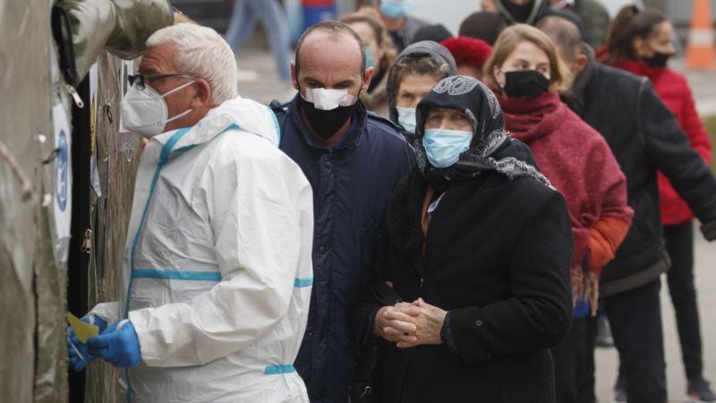 Kosovo: Šest preminulih i 392 novoinficiranih