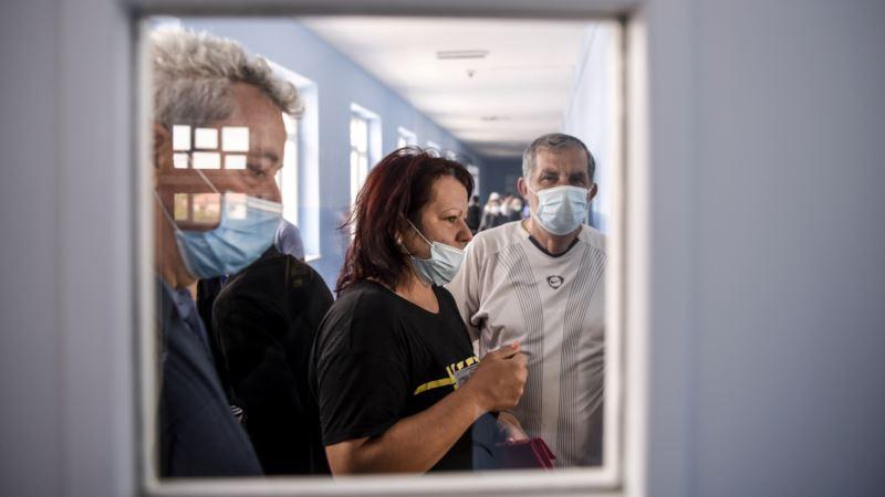 Kosovo: U sredinama sa većinski srpskim stanovništvom ukupno 258 obolelih i 10 žrtava virusa