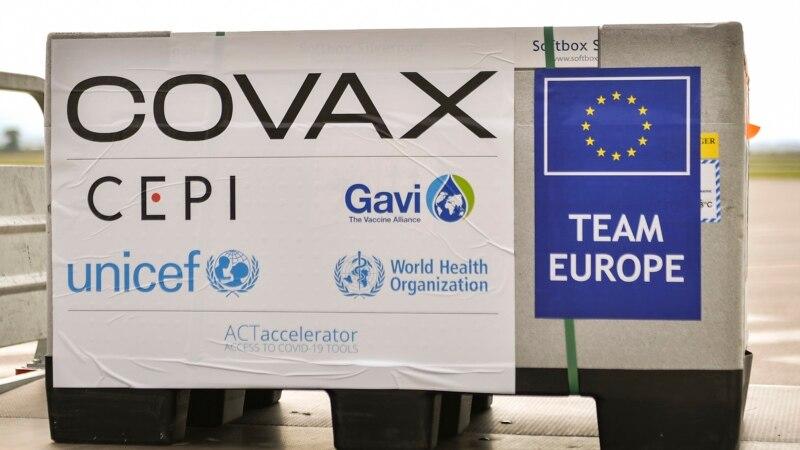 Kosovo dobilo još 38 hiljada vakcina iz programa Kovaks