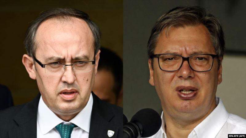 Vučić i Hoti: Teški razgovori o nestalima, raseljenima i ekonomiji, naredni susret za dve nedelje