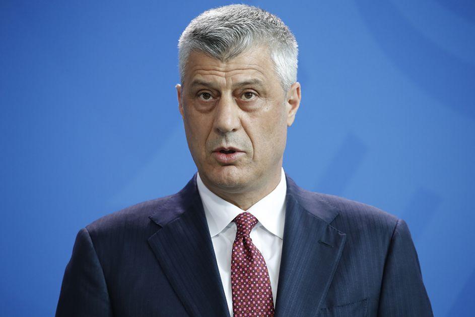 Kosovo president meets OIC chief