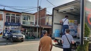 Kosovska Vlada poslala hranu za opštine na severu Kosova