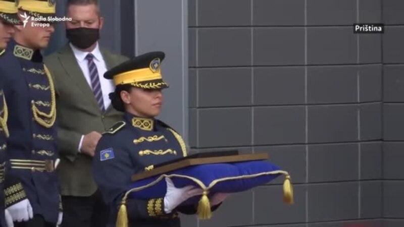 Kosovska medalja sinu američkog predsednika