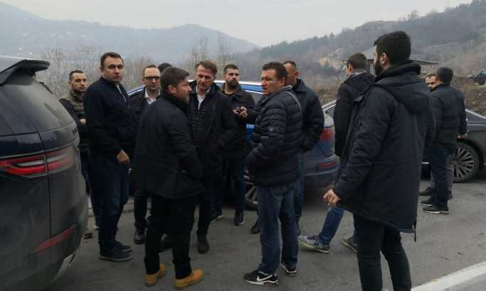Kosovska policija se oglasila o zabrani ulaska Partizanu
