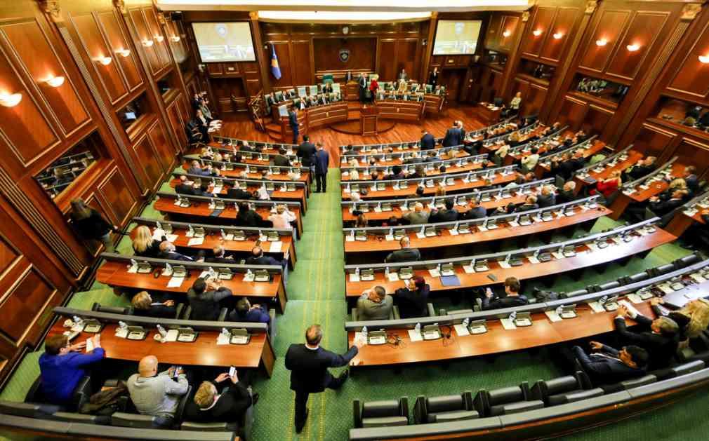Kosovska skupština: Propala još jedna rezolucija o dijalogu sa Beogradom