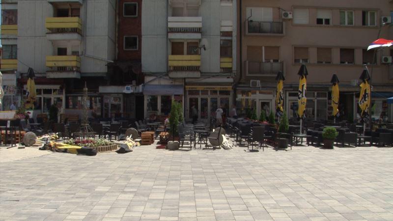 Kosovske vlasti šalju vozila sa hranom na sever