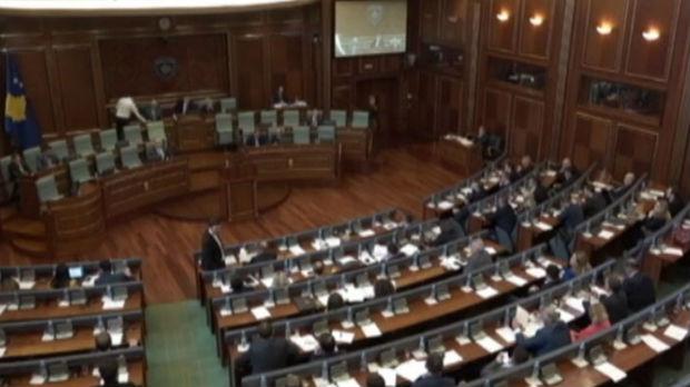 Kosovski parlament o Veseljijevom sudu