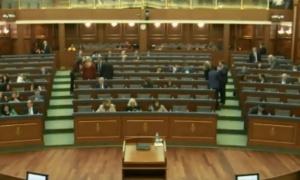 Kosovski parlament u rasulu, prekinuto zasedanje