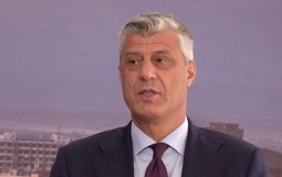Kosovski predsednik na prelazu Vrbnica dočekan uzvicima OVK i Tači