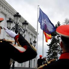 Koštalo ih države, jezika i identiteta: Ivanov nije prisustvovao podizanju NATO zastave