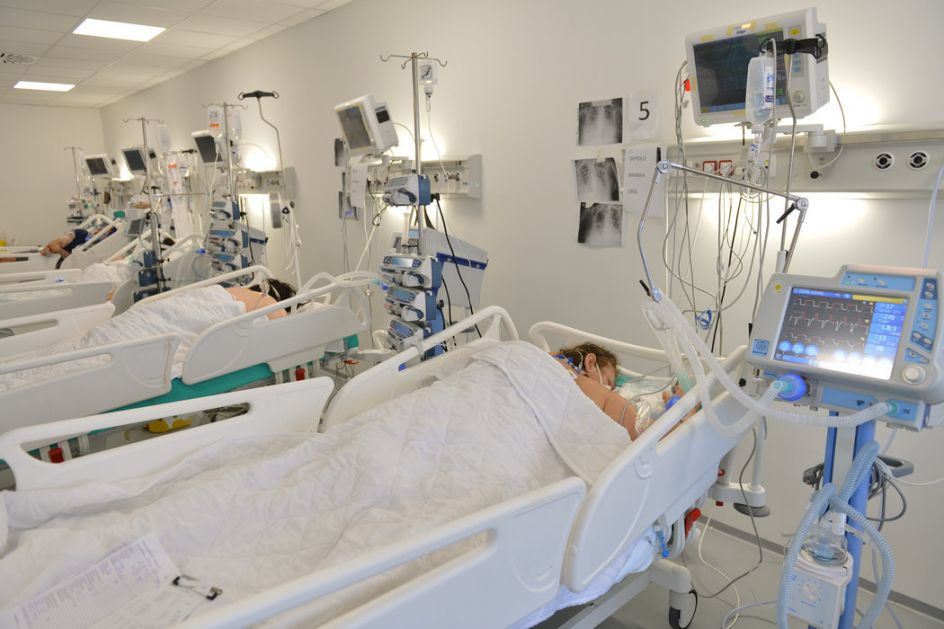 Kragujevac: Manje potvrđenih slučajeva kovida, klinička slika teža