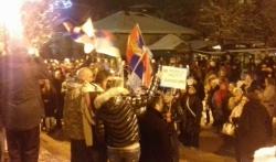 Kragujevac: Na protest iz potrebe za svežim vazduhom