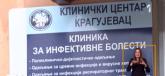 Kragujevac: Zaraženi pacijent bežao iz bolnice - verovatno zarazio zaposlene VIDEO