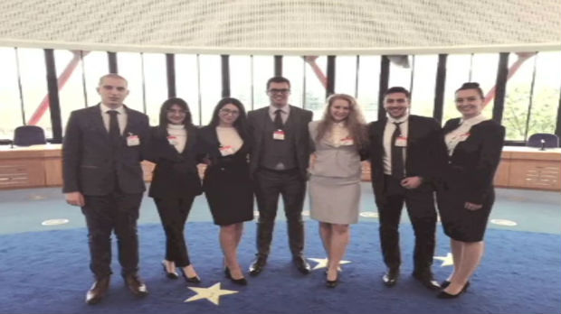Kragujevački studenti prvaci Evrope u simulaciji suđenja